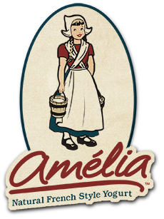Amélia Natural French Style Yogurt
